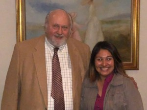 Paulson & Nace Congratulates Christina Gil, This Year's Scholarship Recipient!